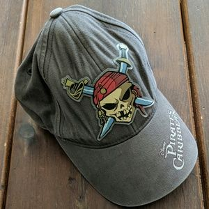 Disney Pirates of Caribbean Ball Cap 🏴‍☠️ Youth